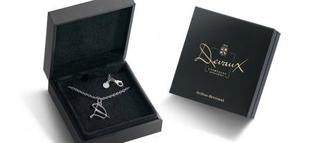 Un bijou dédié ... pour la Saint Valentin