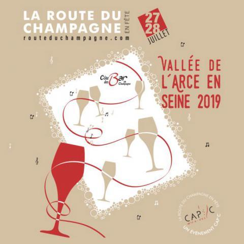 Route du Champagne en Fête 2019 !
