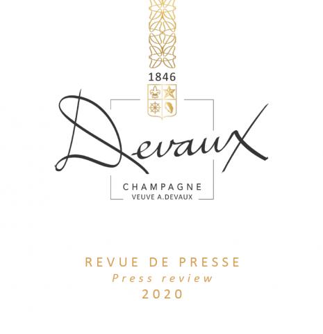 REVUE DE PRESSE 2020