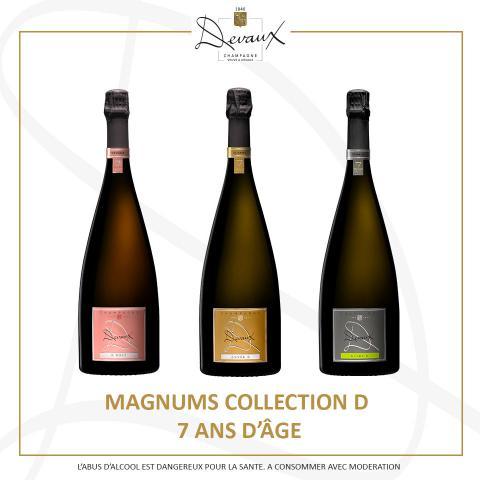 Magnums Collection D  7 ans d'âge