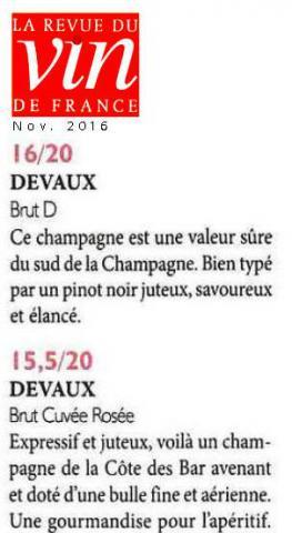 Meilleurs champagnes rosés