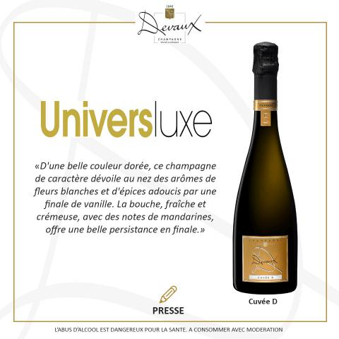 Univers Luxe