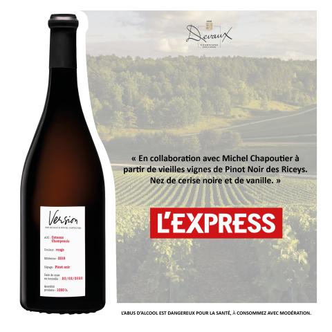 L'Express - Version Millésime 2018