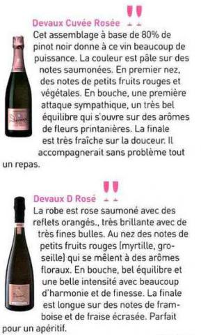 V&G - D Rosé & Cuvée Rosée