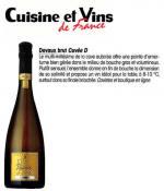 Cuisine et vins de France - Cuvée D