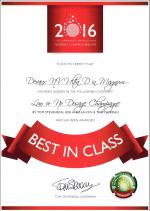Ultra D - meilleur champagne de sa catégorie